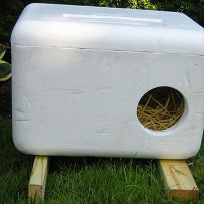Watch How to Build an Insulated or Heated Doghouse video