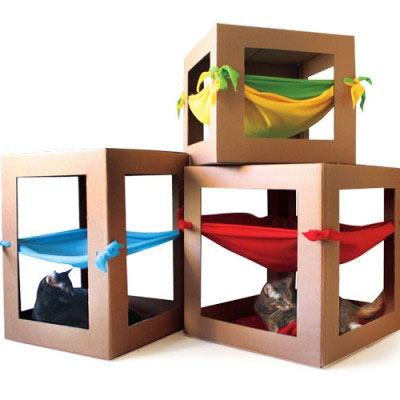 The 7 best diy cat furniture projects world 39 s best cat for Do it yourself cat condo