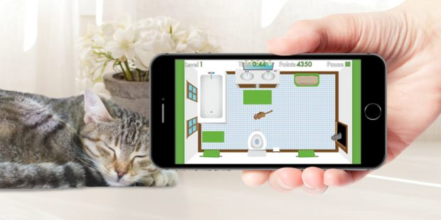 Play Purrrsuit - The Game That Gives Back to Cats in Need!