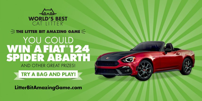 Best of the best car sweepstakes
